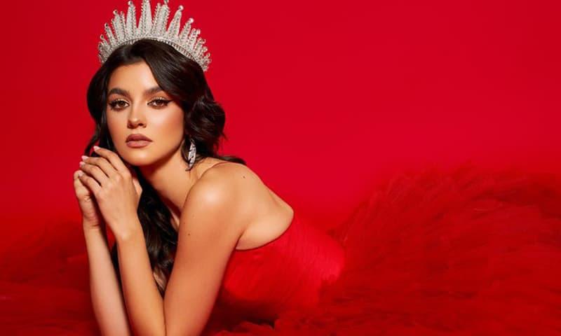 Nhan sắc xinh như thiên thần của Tân Hoa hậu Hoàn vũ Romania 2020