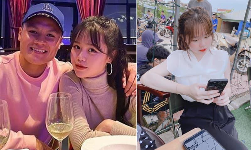 Phản ứng lạ của Huỳnh Anh khi Quang Hải bất ngờ theo dõi trở lại