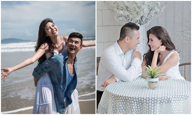 Sau khi kết hôn, liệu Lương Thế Thành và Thúy Diễm có đang hạnh phúc?