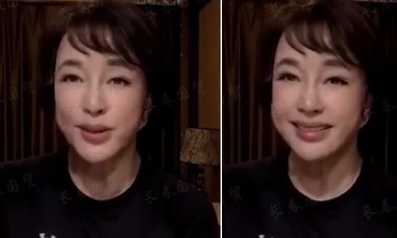 Lưu Hiểu Khánh bị chê giống 'hình nộm đeo mặt nạ da người' vì mặt cứng đơ khó hiểu