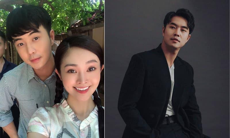 Chân dung chồng trẻ kém 5 tuổi của MC Thùy Linh, là diễn viên phim 'Hồ sơ cá sấu' đang phát sóng