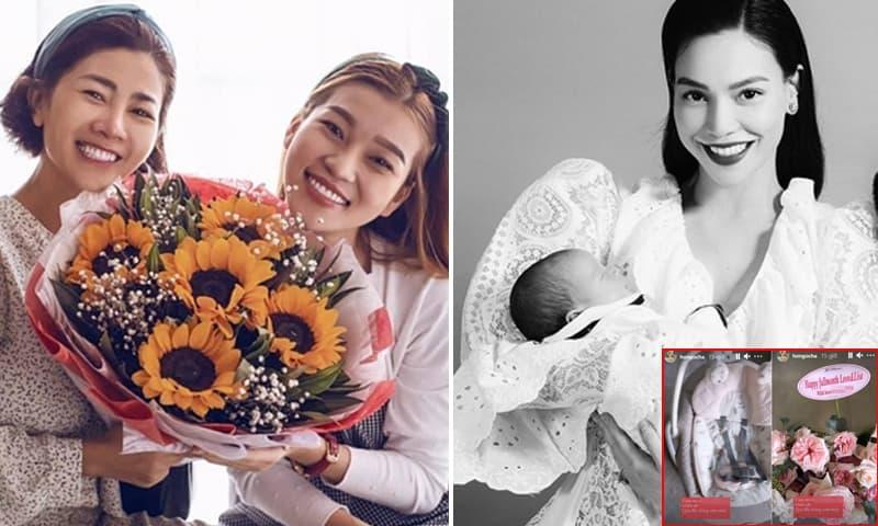 Sao Việt 3/12: Bạn thân kể về giấc mơ kỳ lạ sau khi Mai Phương qua đời; Hồ Ngọc Hà khoe quà đầy tháng sớm nhất của cặp song sinh