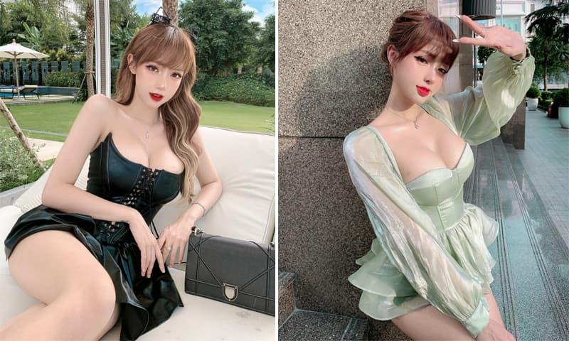 Body nóng bỏng của hot girl Việt chuyển giới đang khiến truyền thông nước ngoài 'phát sốt'