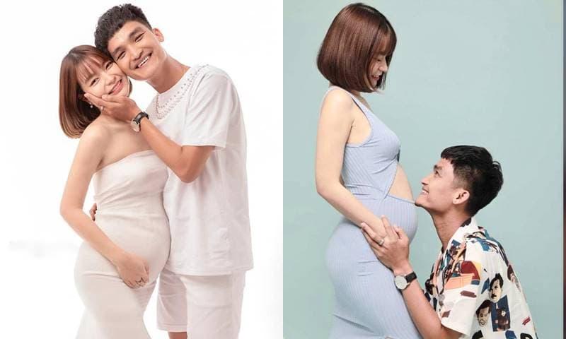 Mạc Văn Khoa lo lắng khi bà xã Thảo Vy vào phòng sinh con gái: 'Cầu mong mọi điều tốt lành đến với em và con'