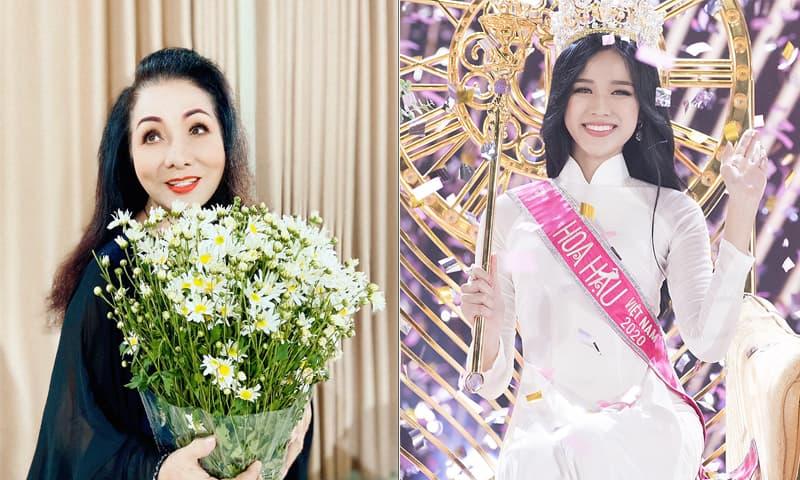 Sao Việt 4/12: NSND Bạch Tuyết khoe nhan sắc trẻ trung ở tuổi U80; Hoa hậu Đỗ Thị Hà tiết lộ lý do Facebook tạm khóa