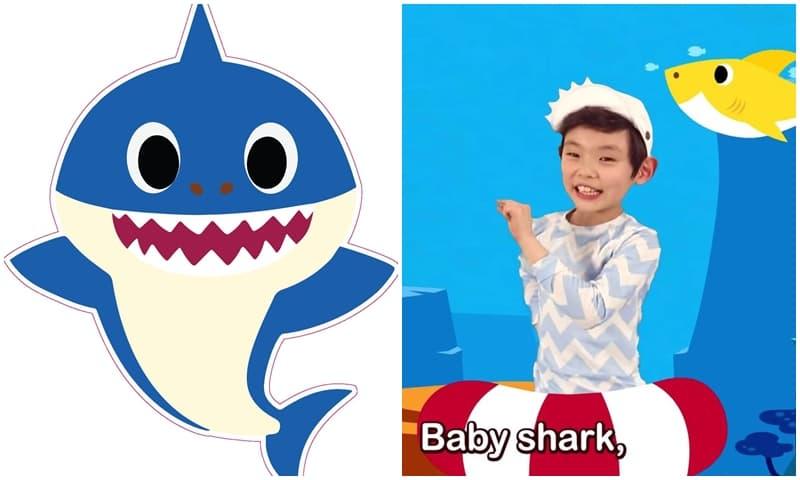 Video ca nhạc Baby Shark gây 'choáng' với kỉ lục không ai dám nghĩ tới