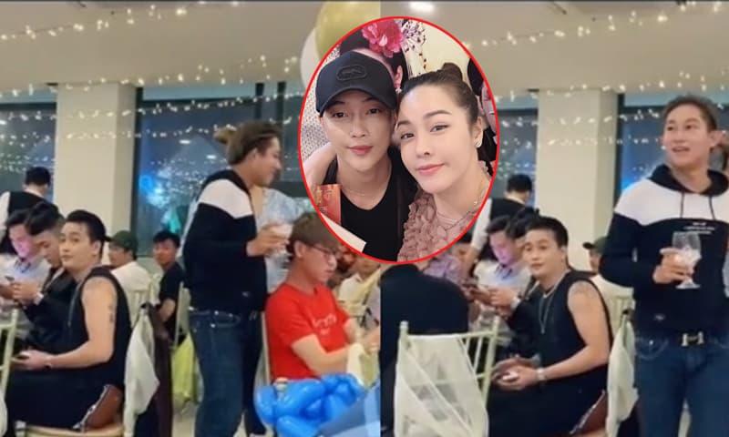 Hậu ồn ào, TiTi và Hồ Gia Hùng đã 'ngó lơ' nhau khi xuất hiện chung tại sự kiện