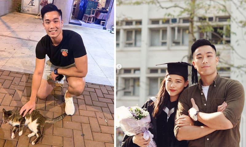 Nam người mẫu Hồng Kông điển trai nhảy lầu tự tử vì tình?