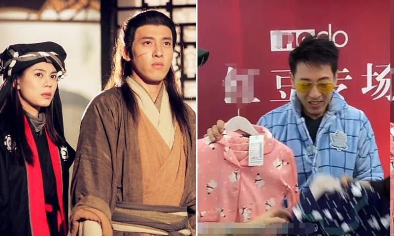'Lệnh Hồ Xung' kinh điển màn ảnh Hoa ngữ phải bán quần áo online để kiếm thêm thu nhập