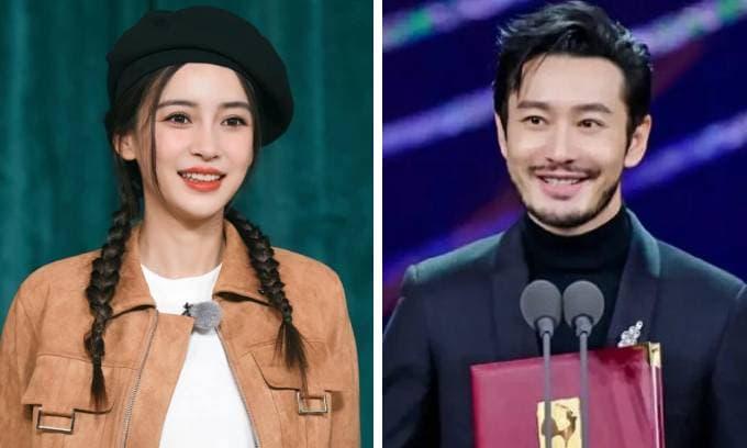 Angelababy có hành động 'bơ đẹp' Huỳnh Hiểu Minh khiến dân tình nghi ngờ hôn nhân của hai người gặp vấn đề