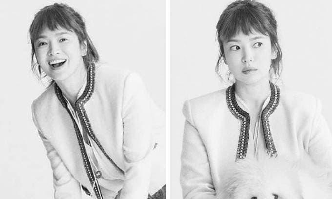 Song Hye Kyo 'hack tuổi' đỉnh cao chỉ nhờ thay đổi một chi tiết