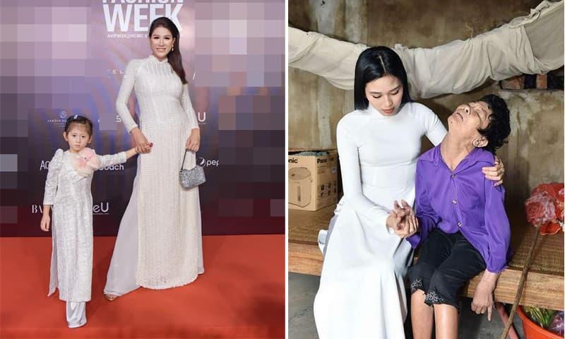 Trang Trần ví antifan như thú vì dám mắng cô sau vụ chê Hoa hậu Đỗ Thị Hà mặc áo dài đi từ thiện
