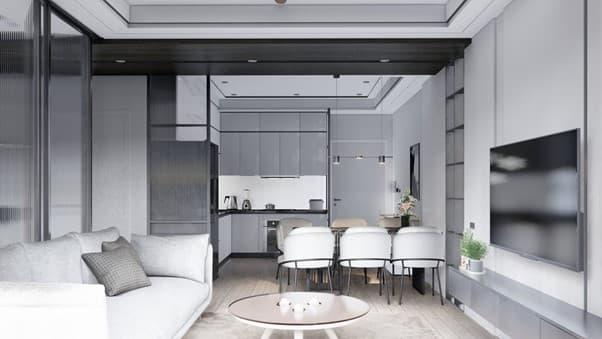 Thiết kế nội thất, nội thất hiện đại, Công ty Gia Bảo