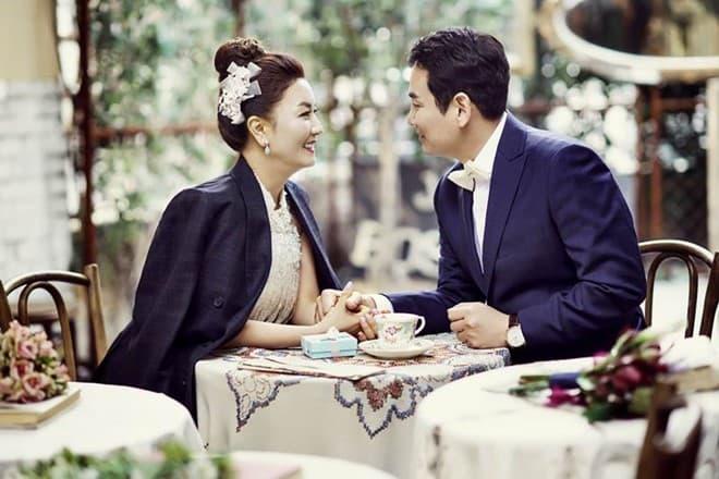 Kim Hye Sun ly hôn lần 3 1