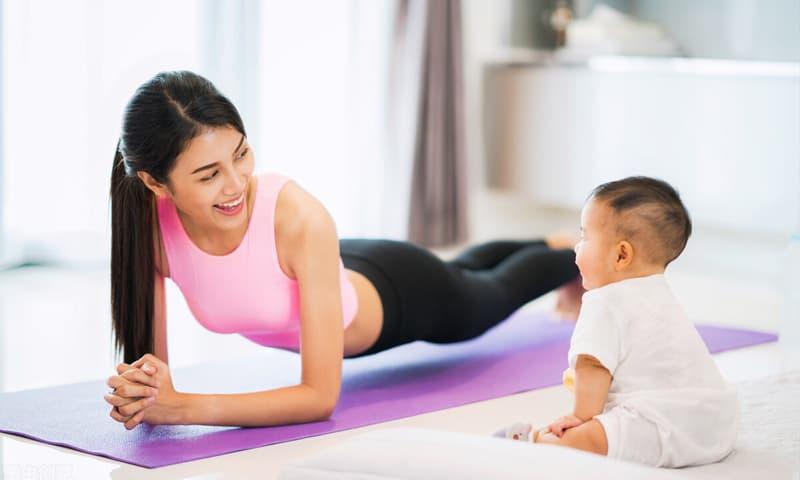 Sau sinh phải làm sao để giảm béo, chống chỉ định giảm cân sau sinh là gì?