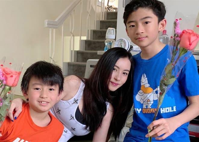 Làm mẹ đơn thân, Trương Bá Chi sống tằn tiện, nhặt nhạnh từng đồng nuôi con 2