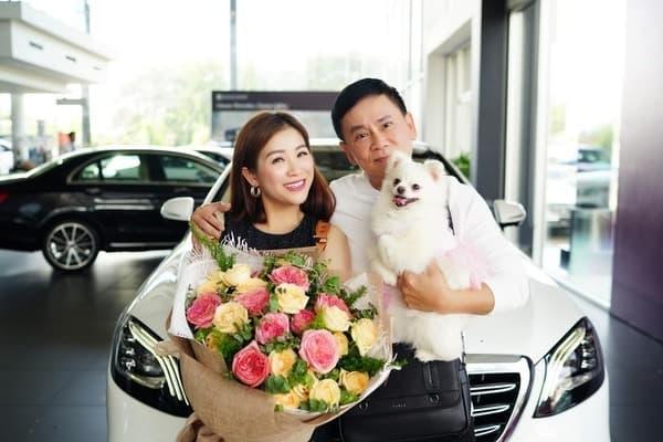 Vừa mạnh tay chi 20 tỷ mua đất trên Đà Lạt, diễn viên Kiều Linh - Mai Sơn khoe căn hộ ở Sài Gòn đã hoàn thành