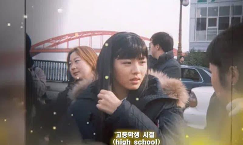 Son Ye Jin lộ ảnh hiếm thời trung học, nhan sắc gây sốt mạng xã hội