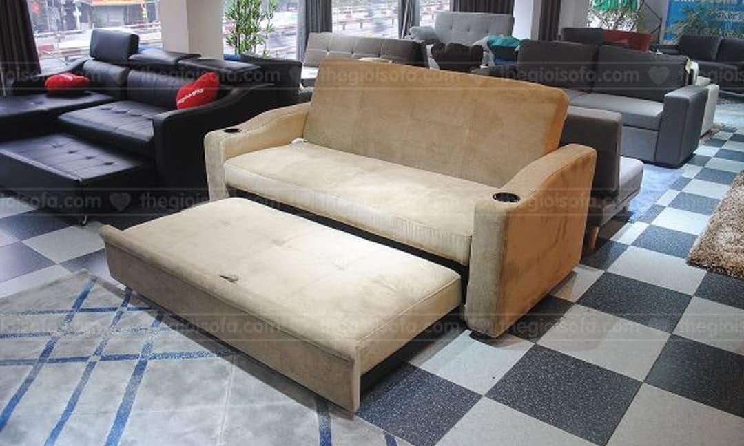5 mẫu sofa giường kéo thông minh xuất khẩu đáng mua nhất