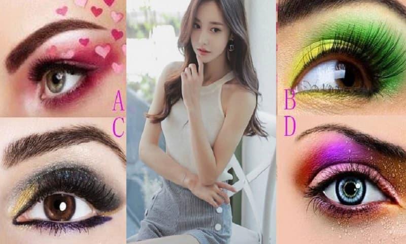 Trắc nghiệm tâm lý: Chọn một đôi mắt quyến rũ và kiểm tra xem vẻ đẹp của bạn có thể đốn gục bao nhiêu người?