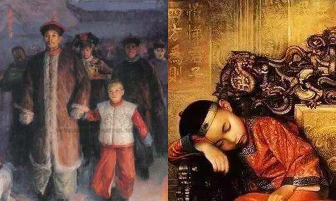 Khang Hi rất yêu thương Hoằng Lịch nhưng Càn Long không phải đứa con được Ung Chính ân sủng nhất mà lại là một người con trai khác