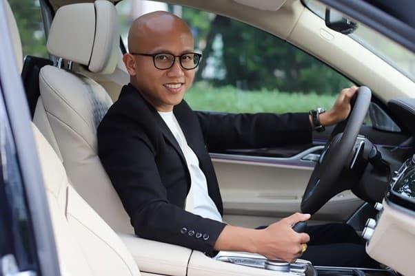 CEO Lê Chí Linh, Doanh nhân Lê Chí Linh, Dili Group