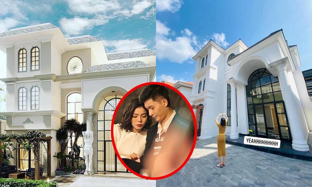 Lệ Quyên khoe biệt thự chính thức hoàn thiện sau ly hôn, ẩn ý nhắc về tổ ấm với 'ai kia' giữa tin đồn hẹn hò Lâm Bảo Châu
