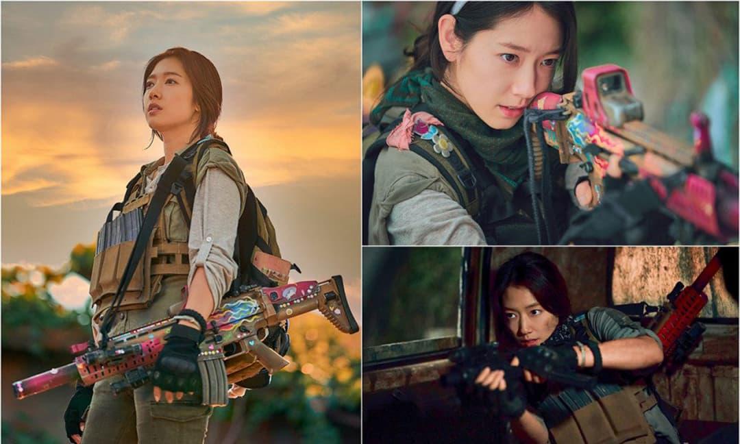 Park Shin Hye đảm nhận vai chiến binh dũng cảm trong 'bom tấn' mới của đài JTBC