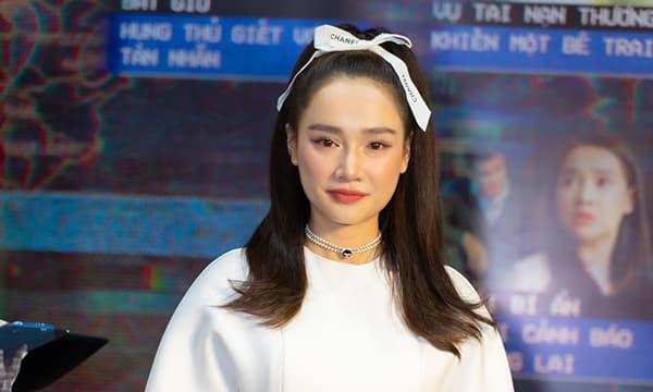 Nhã Phương: 'Dù là phim anh Giang kêu đóng chung nhưng tôi không thích sẽ không đóng'