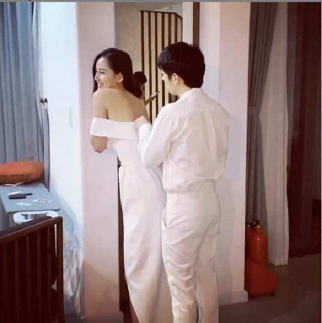 Mai Phương Thúy vừa bị bệnh, Noo Phước Thịnh đã nhắn ngọt ngào: Ăn cháo không, chồng nấu