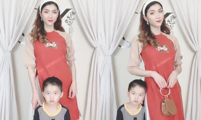 Ngoại hình con trai 5 tuổi hiện tại của Ngọc Quyên và chồng Việt kiều khiến ai nấy bất ngờ