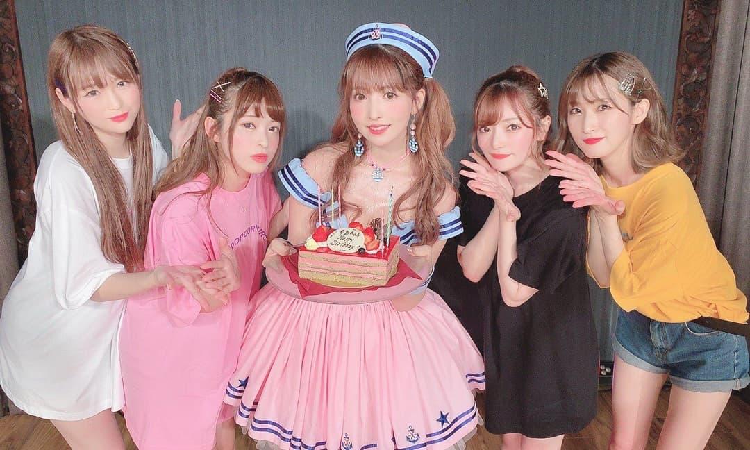 Honey Popcorn - nhóm nhạc nữ có các thành viên là diễn viên phim người lớn tan rã sau 3 năm hoạt động