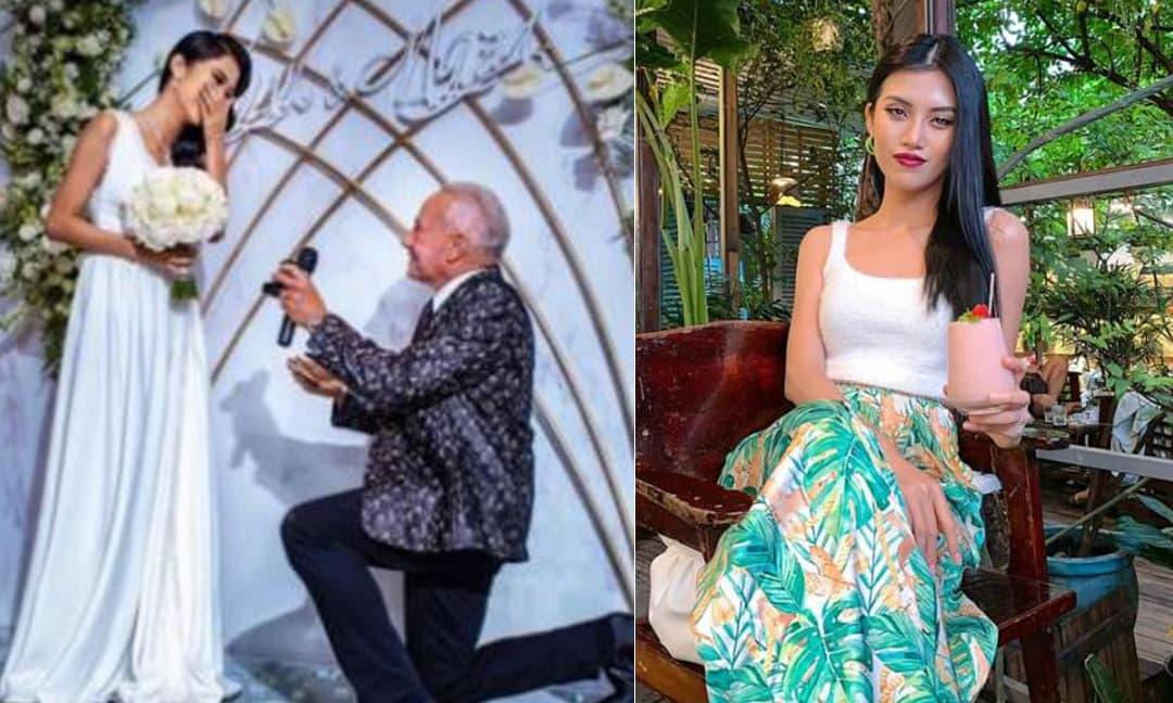 'Bản sao của Lan Khuê' tiết lộ được hôn phu tỷ phú Mỹ 72 tuổi cưng chiều dù chưa cưới