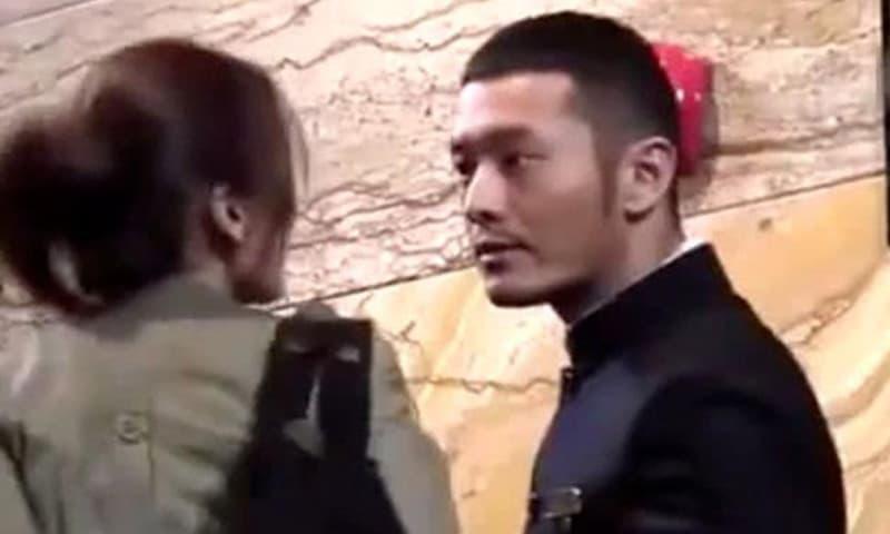 Angelababy cãi nhau to với Huỳnh Hiểu Minh trong khách sạn, thực hư thế nào?