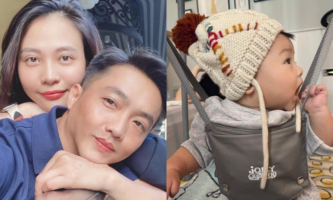 Đàm Thu Trang hé lộ gần hết diện mạo công chúa nhỏ Suchin, vừa dễ thương lại hưởng hết nét đẹp bố mẹ là đây!