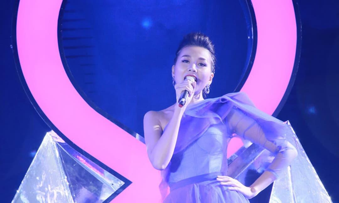 Thanh Hằng: 'Thật ra tôi biết hát, nhưng chuyện trở thành ca sĩ lại là điều khác nhau'