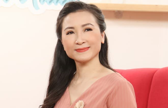 cuộc sống của diễn viên Khánh Huyền 6