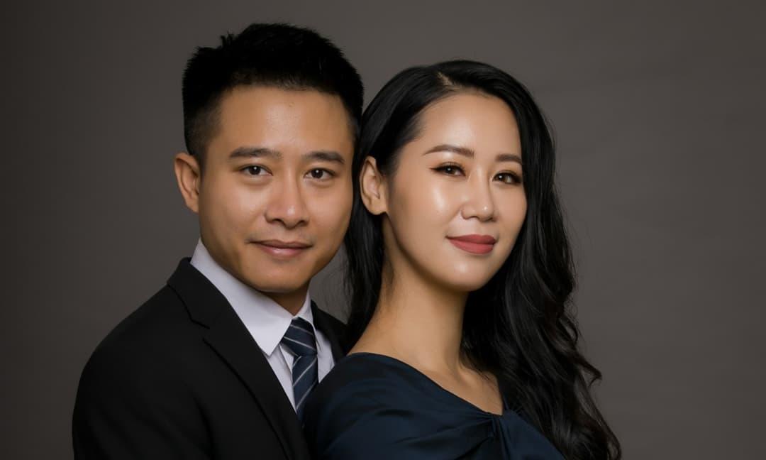 Chồng doanh nhân của Dương Thùy Linh từng chạy chữa khắp nơi vì mắc bệnh lạ
