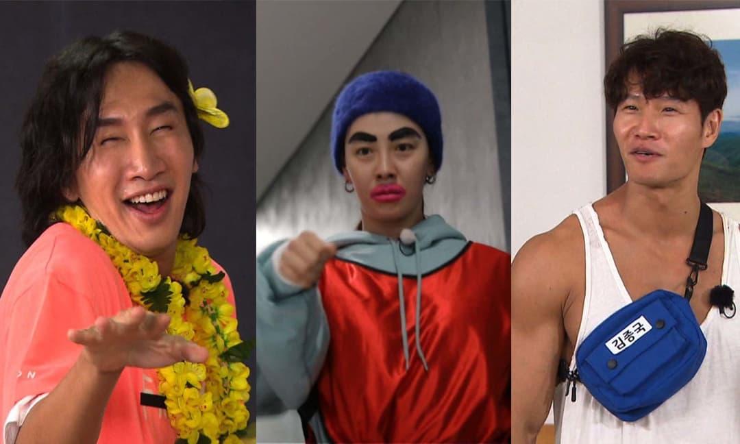 Thắng Running Man, Yoo Jae Suk được quyền đổi ảnh các thành viên trên trang chủ và cái kết 'cười ra nước mắt'