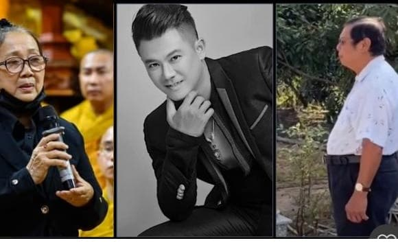 Cuối cùng Vân Quang Long cũng đã về với vòng tay ba mẹ - Bình yên anh nhé!