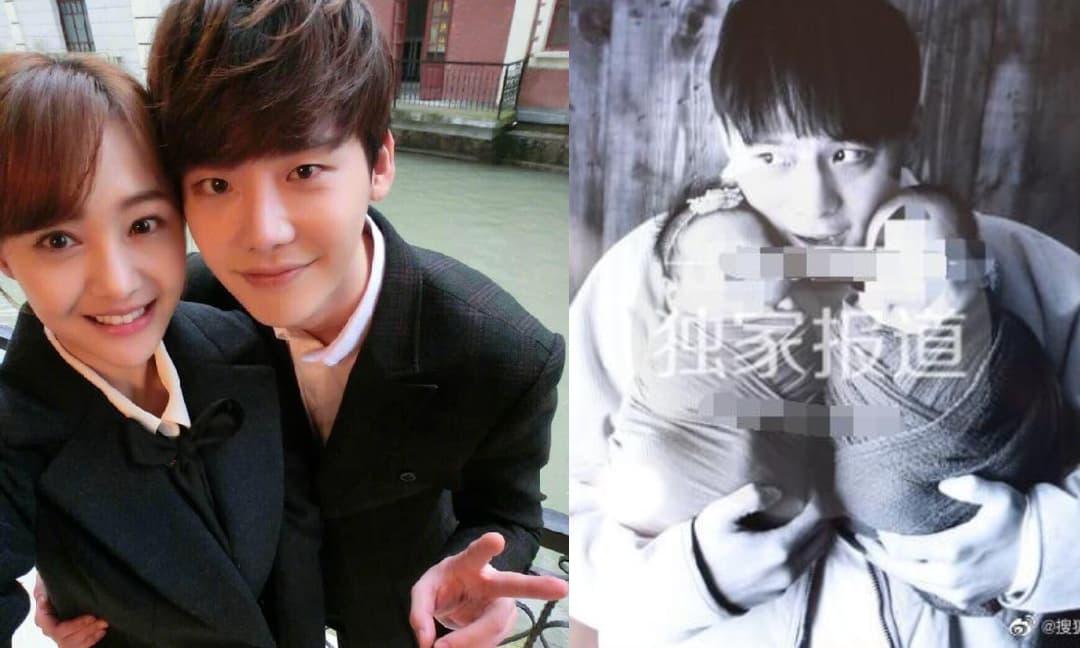Lee Jong Suk bất ngờ bị nghi vấn là người đàn ông mà Trịnh Sảng ngoại tình giữa scandal đẻ thuê của nữ diễn viên