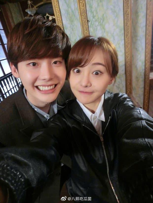Lee Jong Suk bất ngờ bị nghi vấn là người đàn ông mà Trịnh Sảng ngoại tình giữa scandal đẻ thuê của nữ diễn viên 1