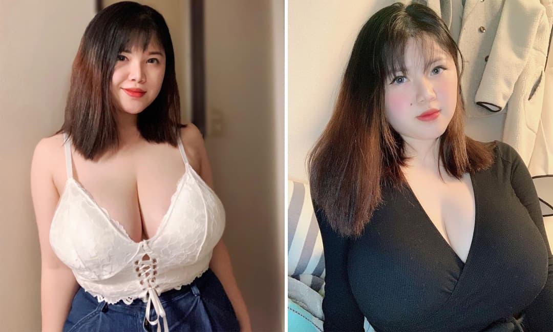 Cô gái Hải Dương nói về lý do từng hút 6 lít mỡ để thu gọn ngực nhưng hiện tại vòng một vẫn khủng