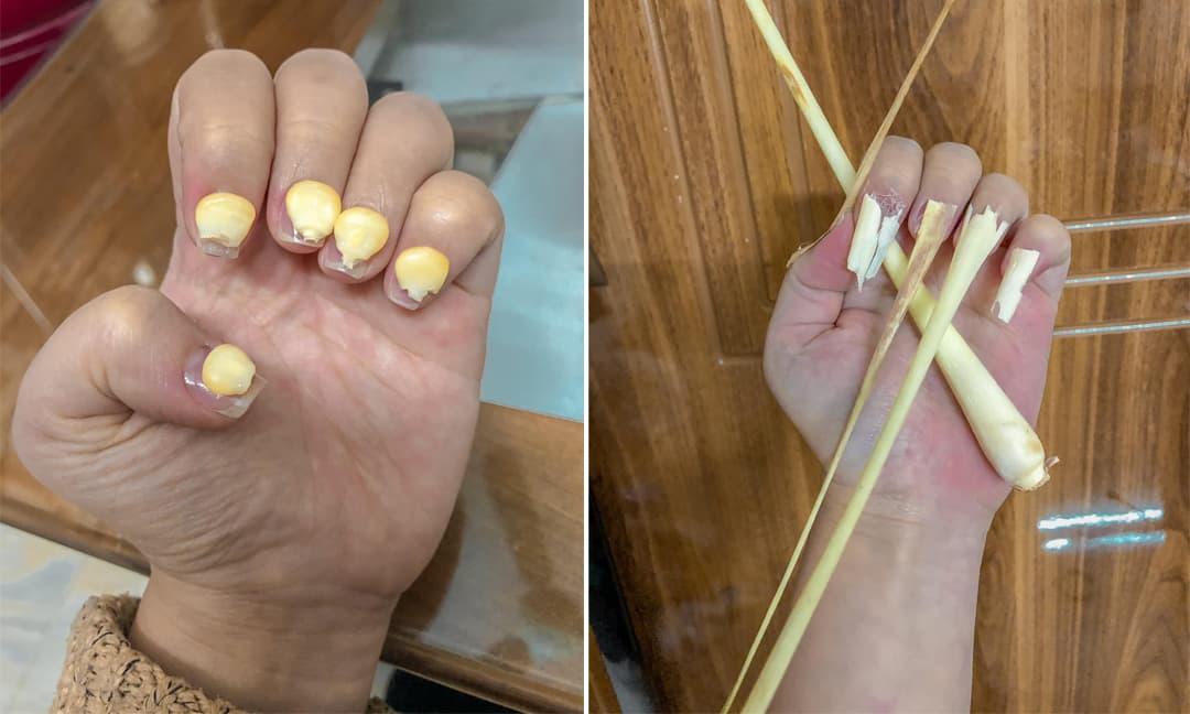 Những 'bộ nail' độc lạ cho hội chị em 'chưa có thưởng Tết 2021'