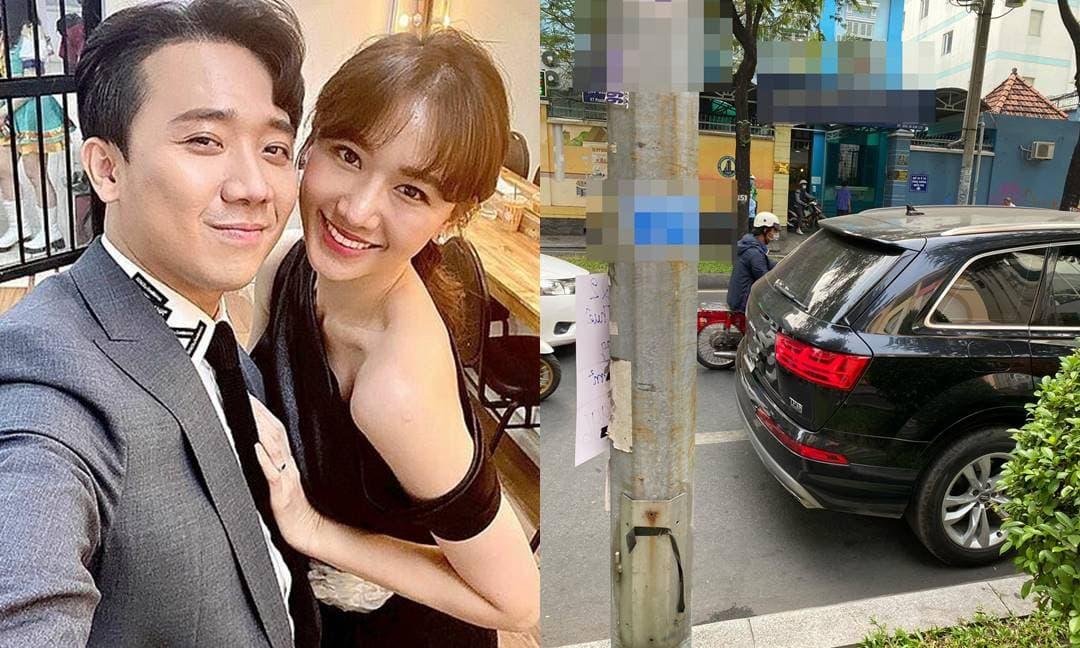 Hari Won bị 'ngượng chín mặt' khi lên nhầm xế sang tưởng của chồng mình: 'Mẹ ơi quê quá'