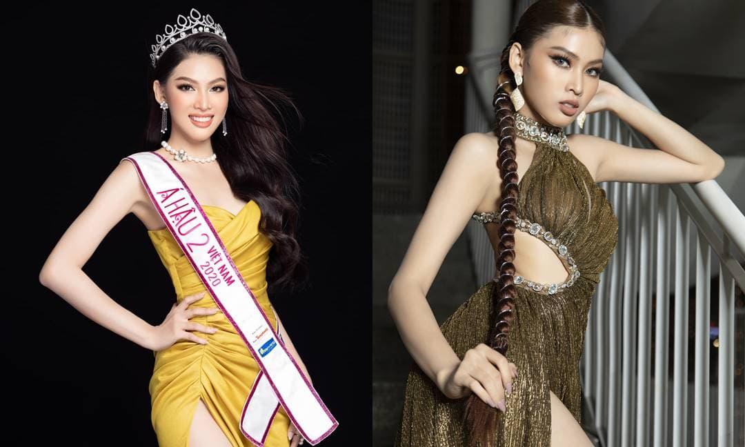 Á hậu Ngọc Thảo chính thức đại diện Việt Nam lên đường dự thi Miss Grand International