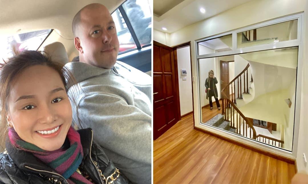 Sau căn hộ mới ở Sài Gòn, vợ cũ Thành Trung tậu thêm nhà ở Hà Nội