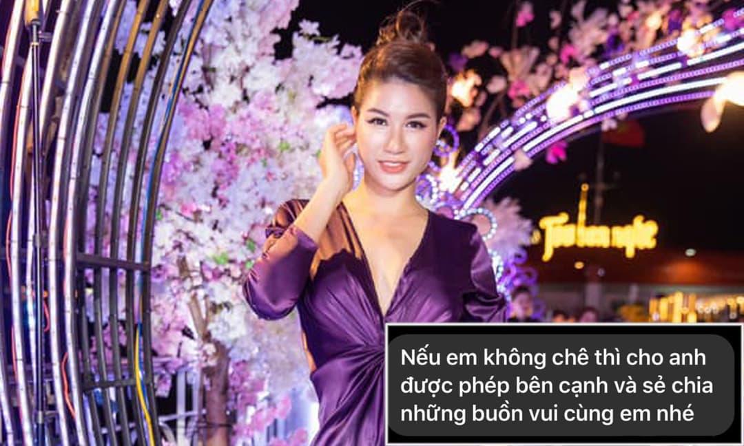 Bị nhắn tin cưa cẩm, 'gái có chồng' Trang Trần phản hồi cực gắt