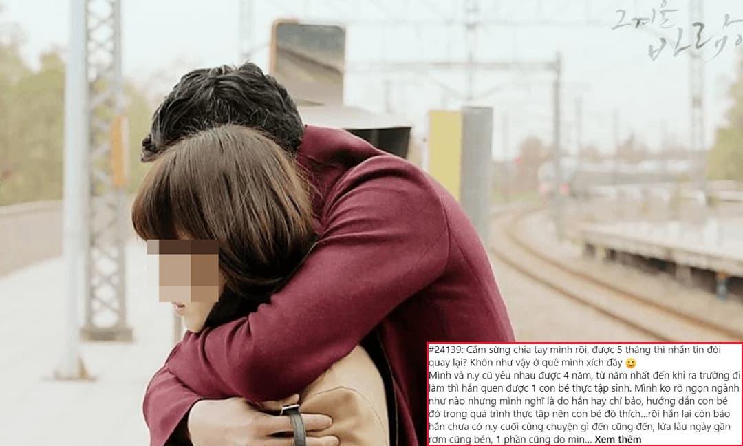 'Cắm sừng' bạn gái để chạy theo 'trà xanh', chàng trai bị một vố đau, 5 tháng sau đã muốn quay lại với mối cũ