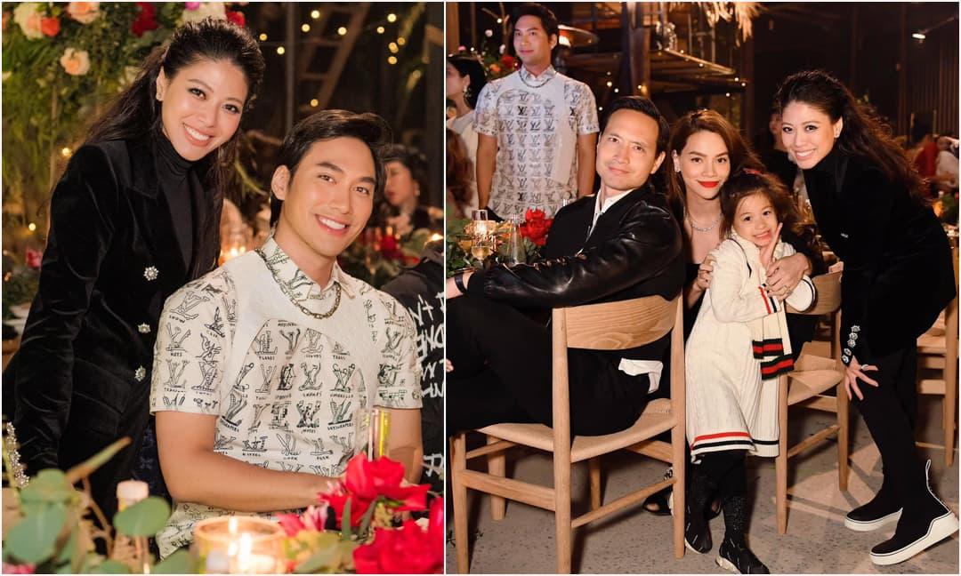 BTV Ngọc Trinh tổ chức sinh nhật hoành tráng, Hà Hồ - Kim Lý cùng nhiều sao Việt tới dự